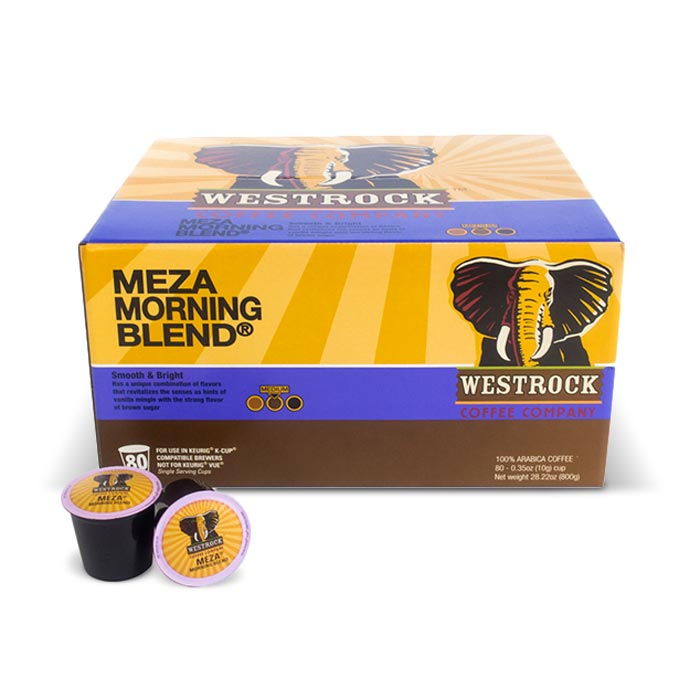 Westrock Coffee Meza Morning | Bulu Box - sample superior vitamins and supplements