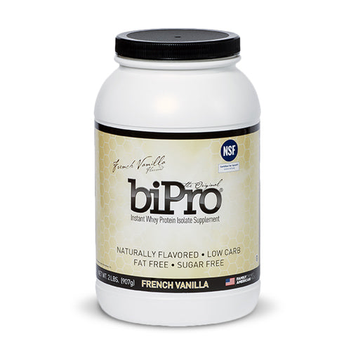 BiPro Whey Protein vanilla | Bulu Box - sample superior vitamins and supplements