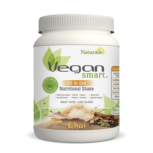 Naturade VeganSmart Nutritional Shake - Chai | Bulu Box Superior Supplements, Vitamins, and Healthy Snacks