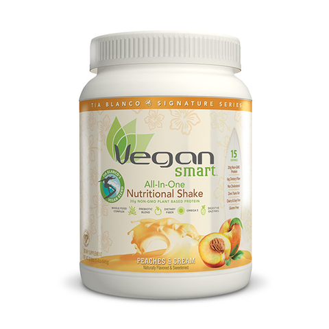 Naturade VeganSmart Nutritional Shake - Peaches & Cream | Bulu Box Superior Supplements, Vitamins, and Healthy Snacks