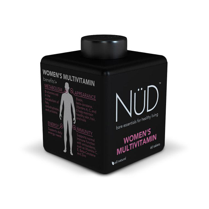 NUD - Women's Multivitamin | Bulu Box Samples Superior Vitamins, supplements and healthy snacks