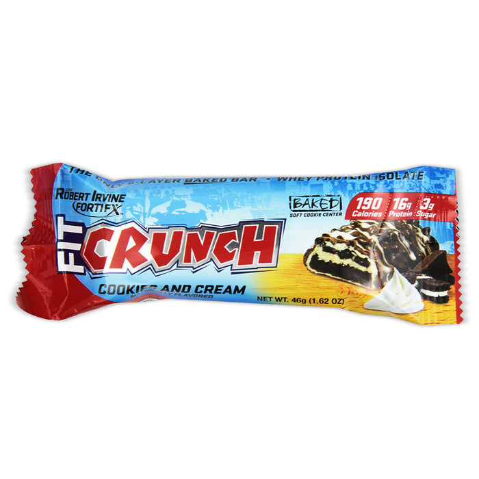 Fit Crunch Bars | Bulu Box - sample superior vitamins and supplements