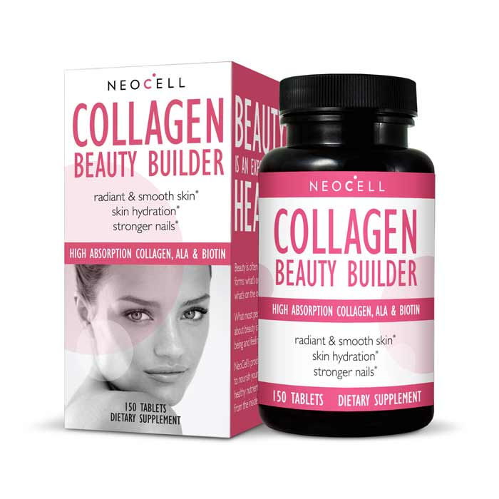 NeoCell Collagen Beauty Builder 150ct. | Bulu Box - Sample Superior Vitamins and Supplements