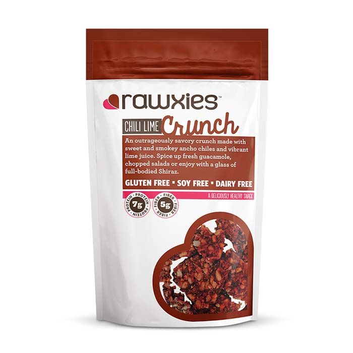 Rawxies Crunch - Chili Lime | Bulu Box - sample superior vitamins and supplements