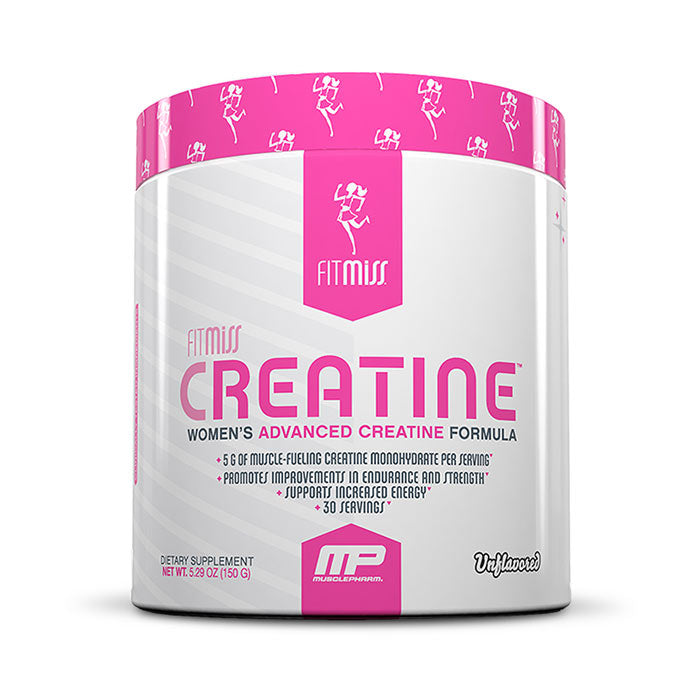 FitMiss Creatine Unflavored | Bulu Box