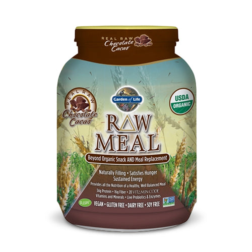 Garden of Life RAW Organic Meal Mini Chocolate | Bulu Box - sample superior vitamins and supplements