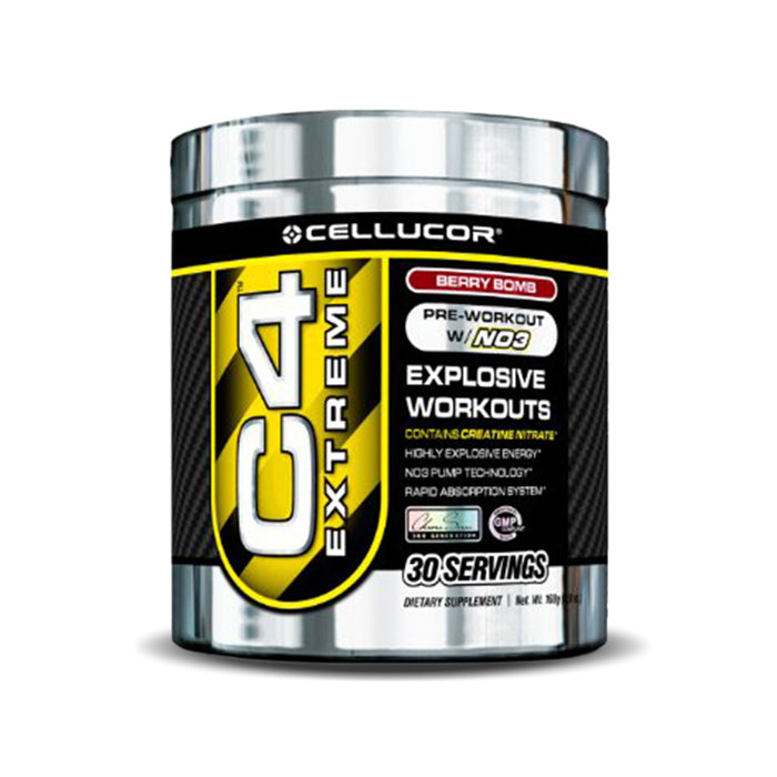 Cellucor C4 Extreme | Bulu Box