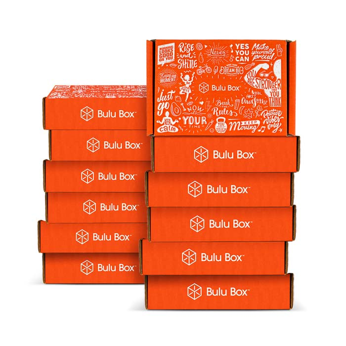 Bulu Box 12 Month Subscription | Bulu Box - Sample Superior Supplements, Vitamins, and Healthy Snacks