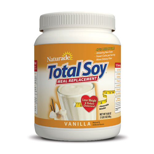 Naturade Total Soy All Natural Powder - Vanilla | Bulu Box - sample superior vitamins and supplements