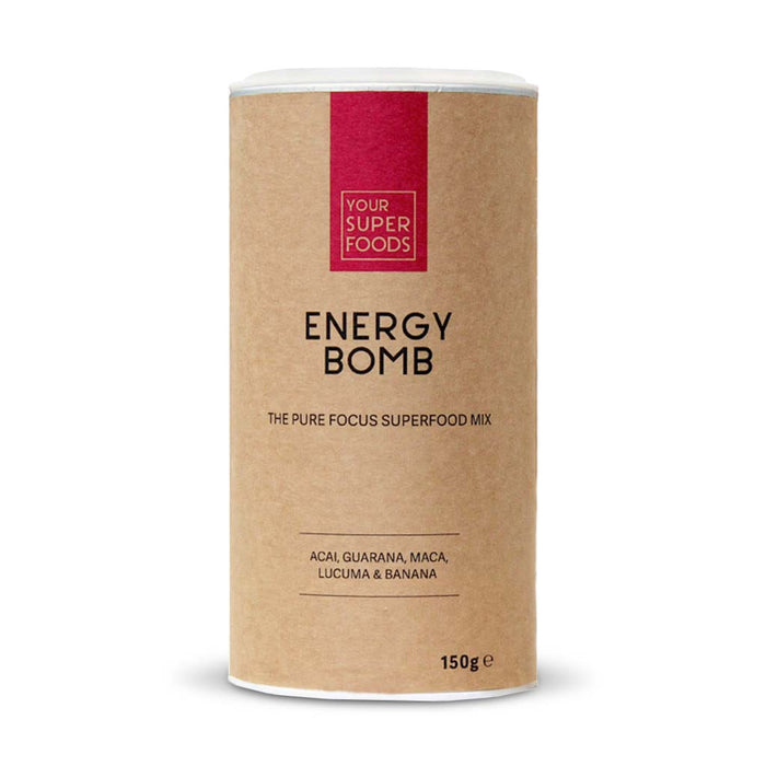 Your Superfoods - Energy Bomb Mix | Bulu Box Superior Supplements, Vitamins, and Healthy Snacks