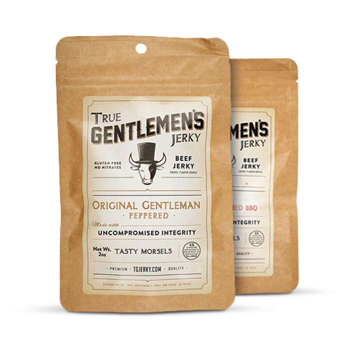 True Gentlemen's Jerky | Bulu Box Sample Superior Vitamins and Supplements
