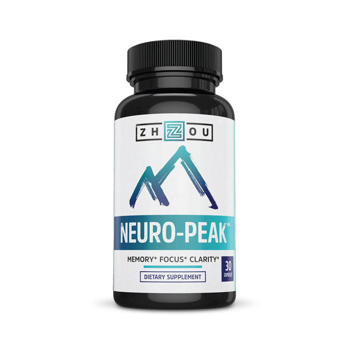 Zhou Nutrition - Neuro Peak | Bulu Box Superior Supplements, Vitamins, and Healthy Snacks