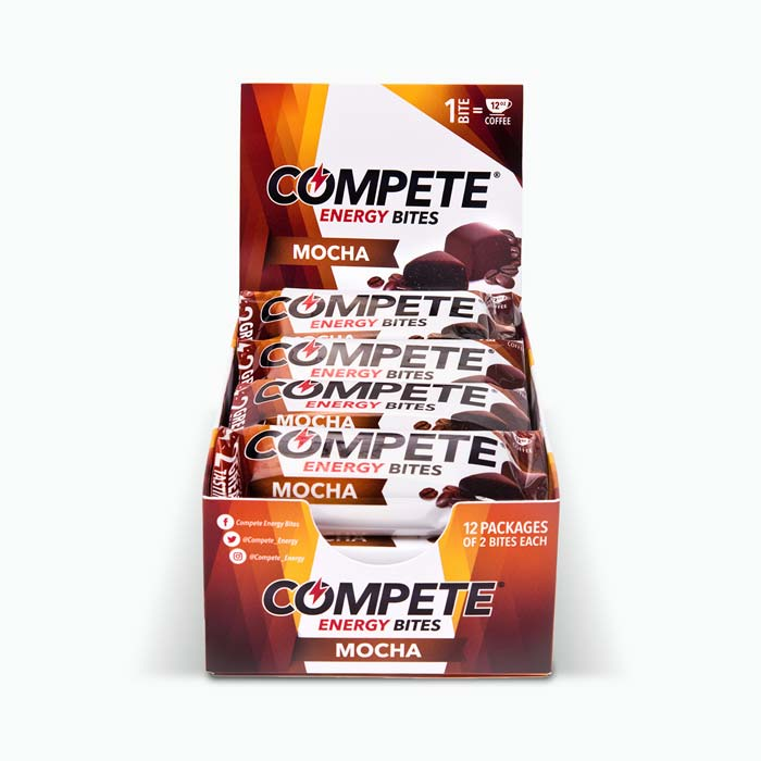 COMPETE® Energy Bites | Bulu Box - sample superior vitamins and supplements