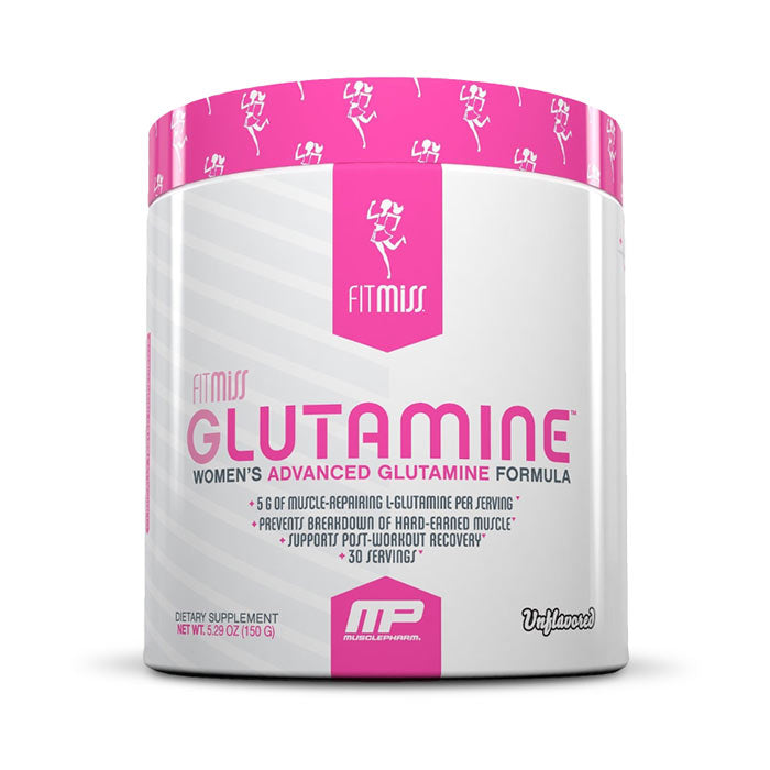FitMiss Glutamine Unflavored | Bulu Box