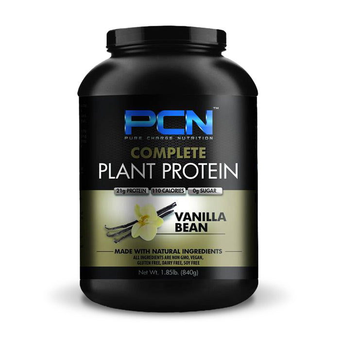 Complete Plant Protein Vanilla Bean | Bulu Box - sample superior vitamins and supplements