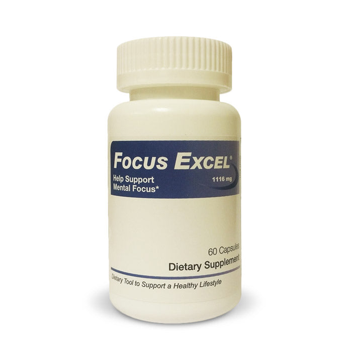 Focus Excel | Bulu Box - Sample Superior Vitamins and Supplements