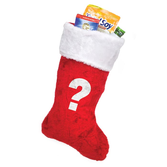 Mystery Stocking Stuffer | Bulu Box - Sample Superior Vitamins and Supplements