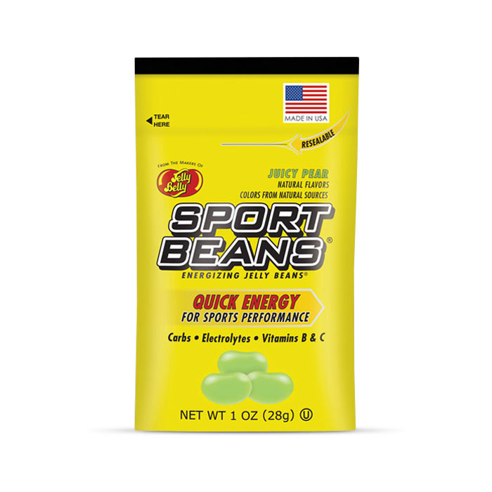 Jelly Belly Sport Beans Juicy Pear | Bulu Box - sample superior vitamins and supplements