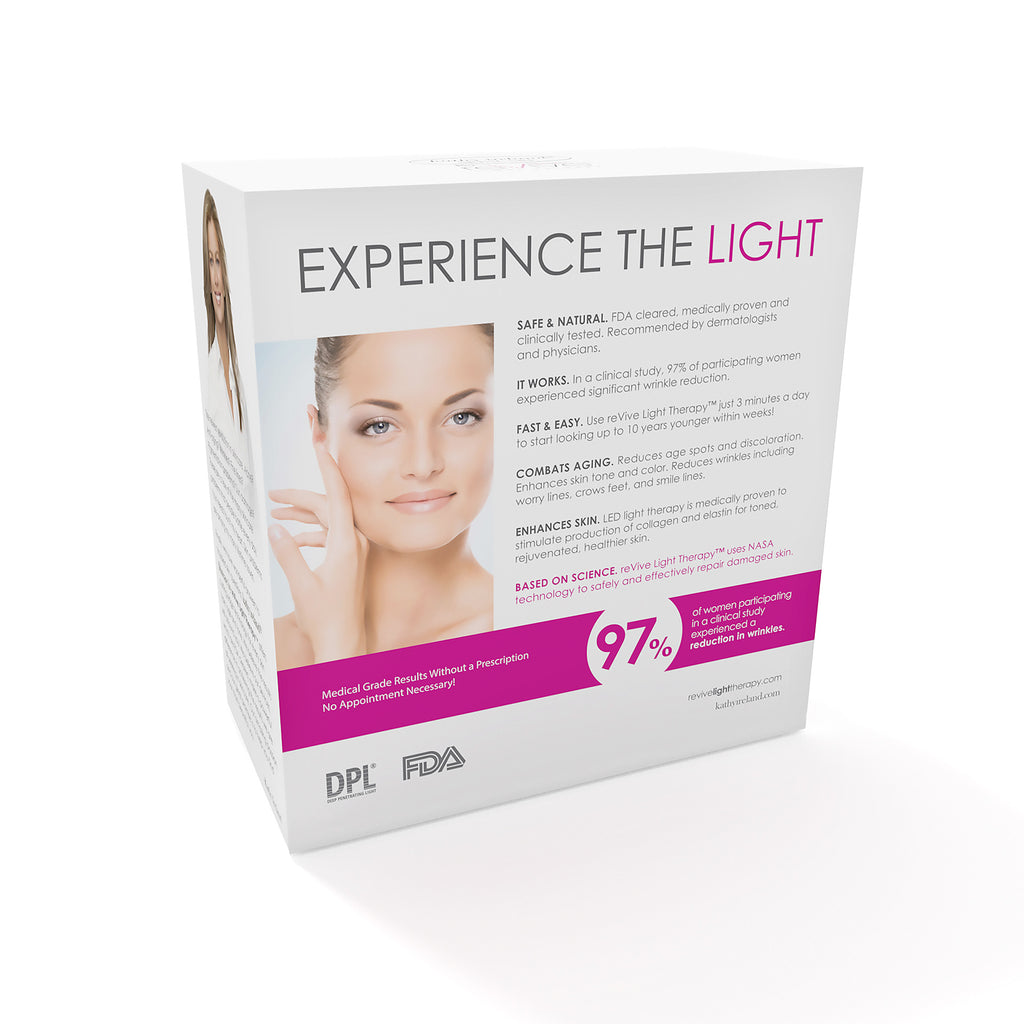 reVive Light Therapy® - Anti-Aging Treatment LED Light Therapy - Essentials Collection | Bulu Box