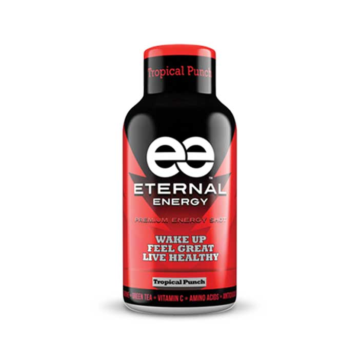 Eternal Energy Shot Tropical Punch | Bulu Box - sample superior vitamins and supplements