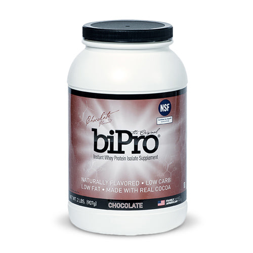 BiPro Whey Protein Chocolate | Bulu Box - sample superior vitamins and supplements