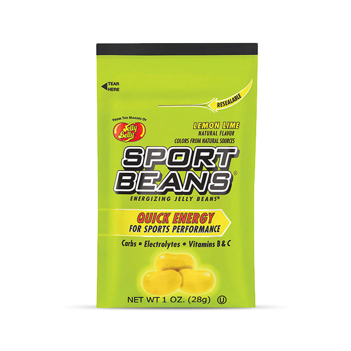 Jelly Belly Sport Beans Lemon Lime | Bulu Box - sample superior vitamins and supplements