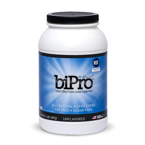 BiPro Whey Protein Unflavored | Bulu Box - sample superior vitamins and supplements