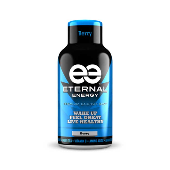 Eternal Energy Shot Berry | Bulu Box - sample superior vitamins and supplements