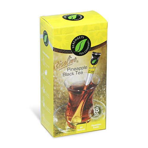 Serengeti Tea Pineapple Black Tea Blend | Bulu Box - sample superior vitamins and supplements