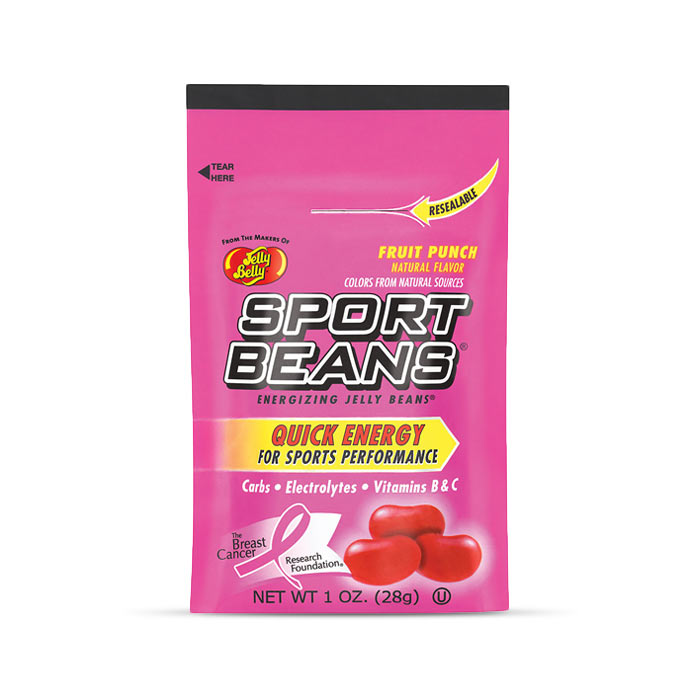 Jelly Belly Sport Beans Fruit Punch | Bulu Box - sample superior vitamins and supplements
