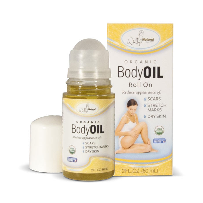 Wally's Naturals Organic Body Oil | Bulu Box Superior Supplements, Vitamins, and Healthy Snacks