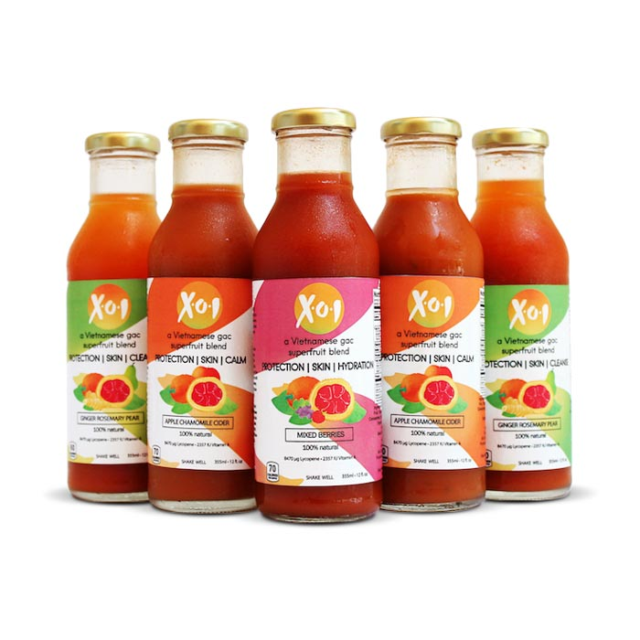 XOI Skin Care Drink- Variety | Bulu Box Superior Supplements, Vitamins, and Healthy Snacks