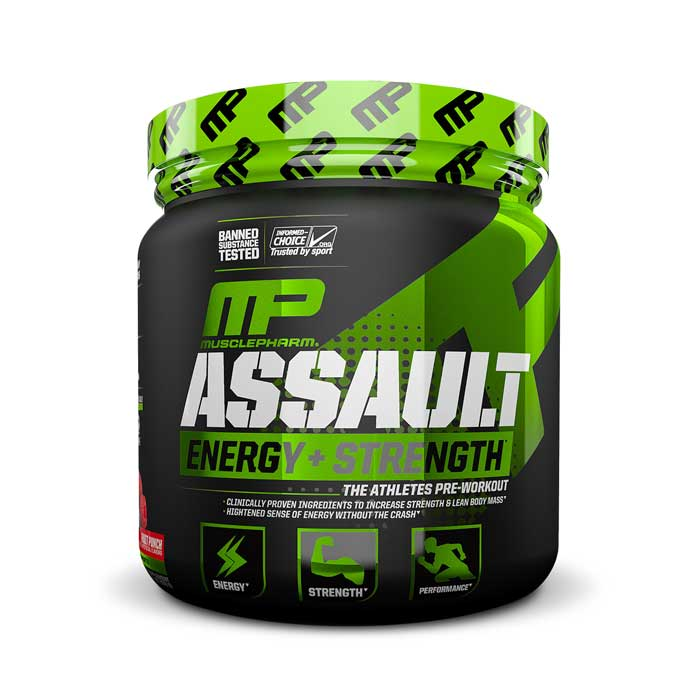Muscle Pharm Assault