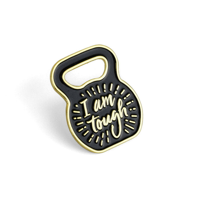 I am tough pin | Bulu Box