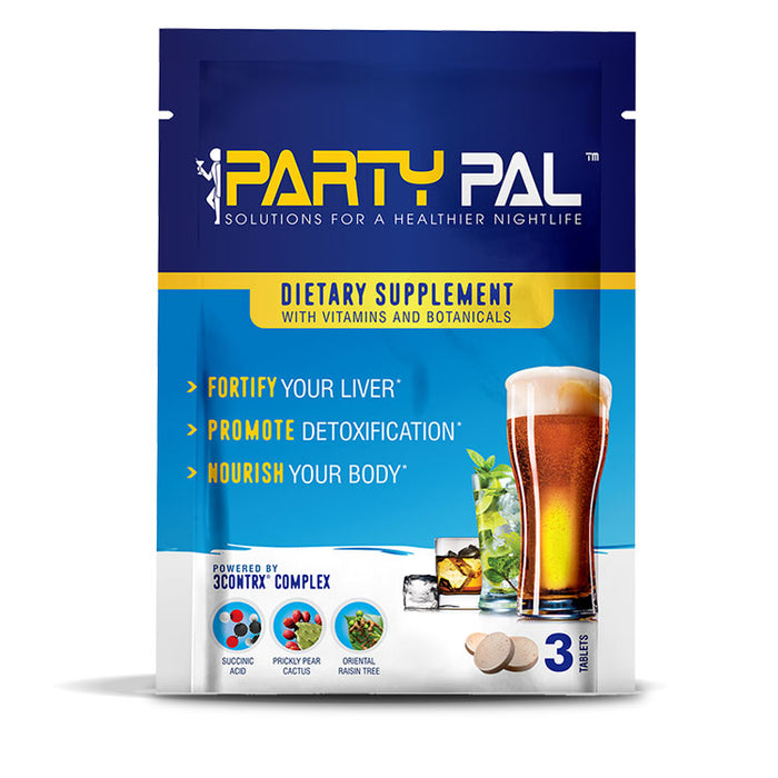 PartyPal - Hangover Relief & Hangover Prevention