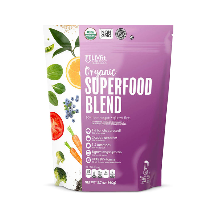 LIVfit Superfood Blend