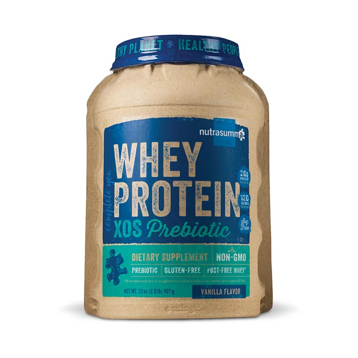 Nutrasumma Whey Protein With XOS Prebiotic