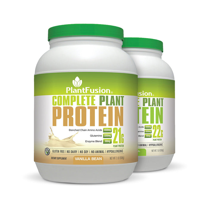 Plant Fusion Complete Plant Protein