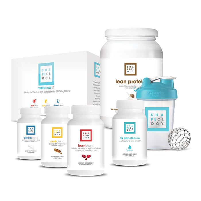 Shapeologist Weight Loss Kickstarter Bundle