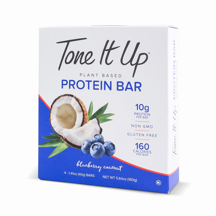Tone it Up Bars - Blueberry Coconut