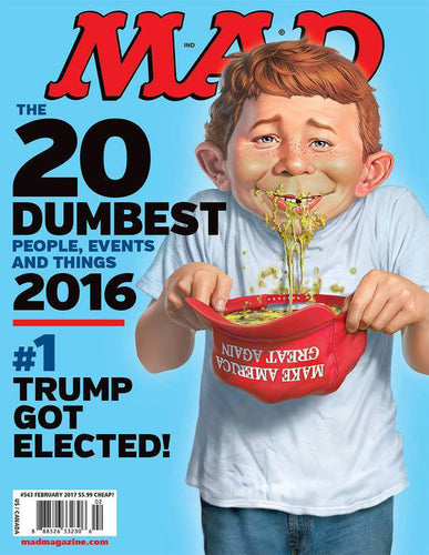 Mad Magazine (Canada Only)