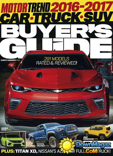 Motor Trend, Men's Health, ESPN, Reader's Digest and Golf Digest