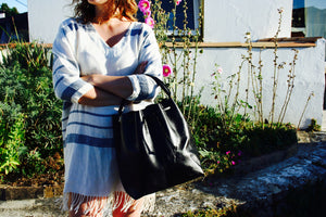 Black Dodo bucket bag- summer image