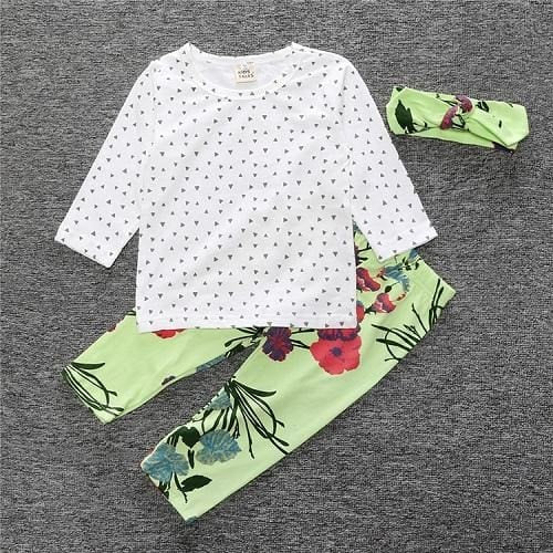 Autumn Baby Boy Fashion Set 2 Pcs - Baby Boys