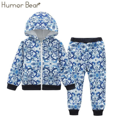 Autumn Long Sleeve Sports Clothes - Girls