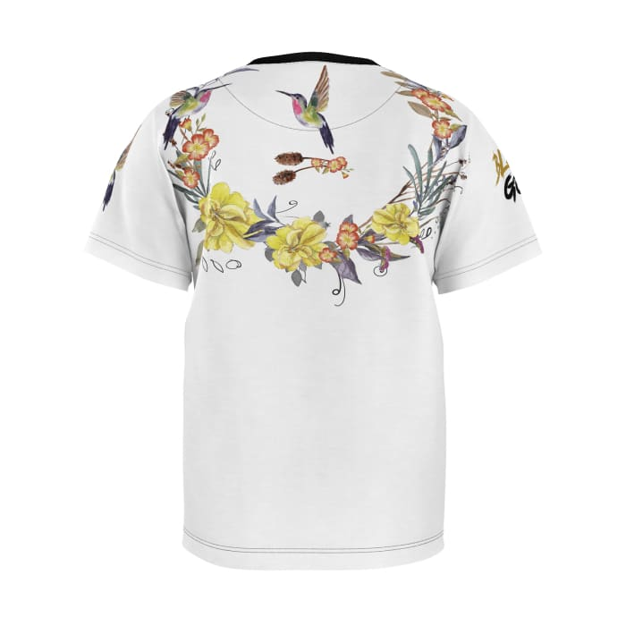 (B) The Golden Hummingbird - Shirt