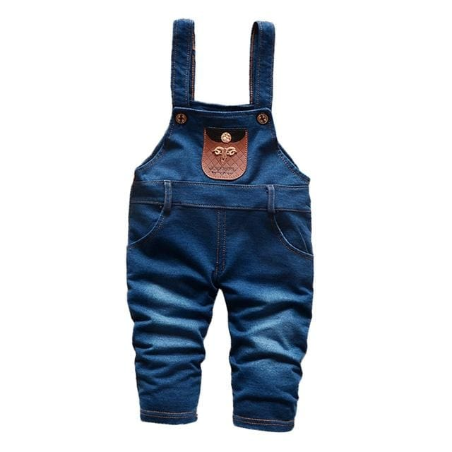 Baby Boy Jumper Denim - Baby Boys