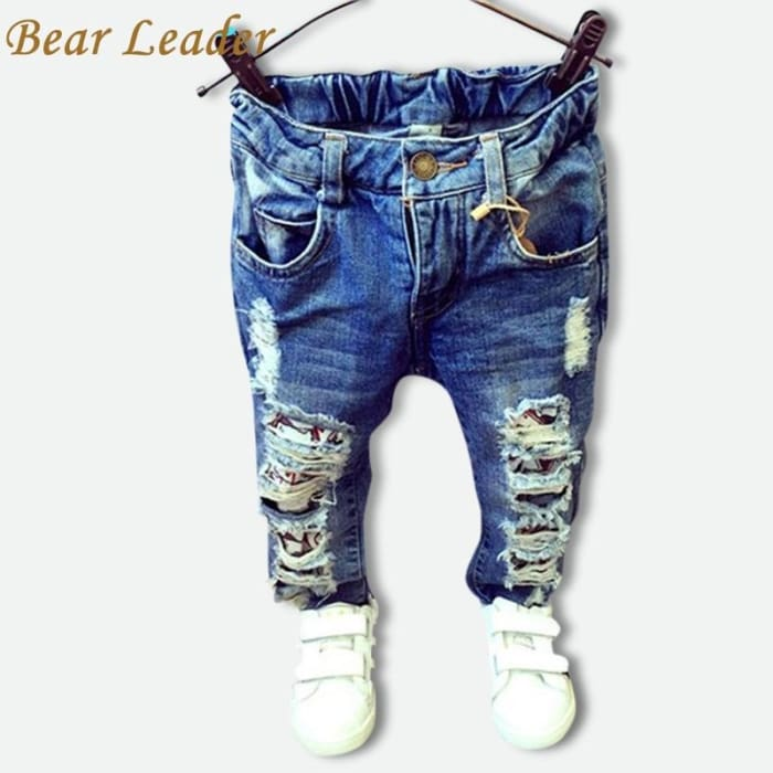 Baby Boys Girls Jeans Brand Fashion - 3Y - Boys