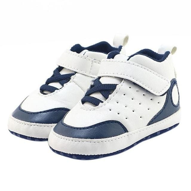 Baby Boys Shoes Pu Leather Sneakers - Baby Boys