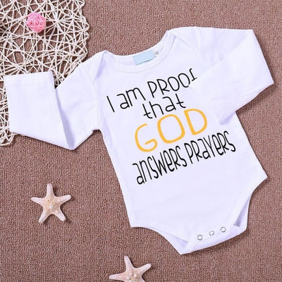 Baby Cartoon Letter Cute Rompers - Baby Girls